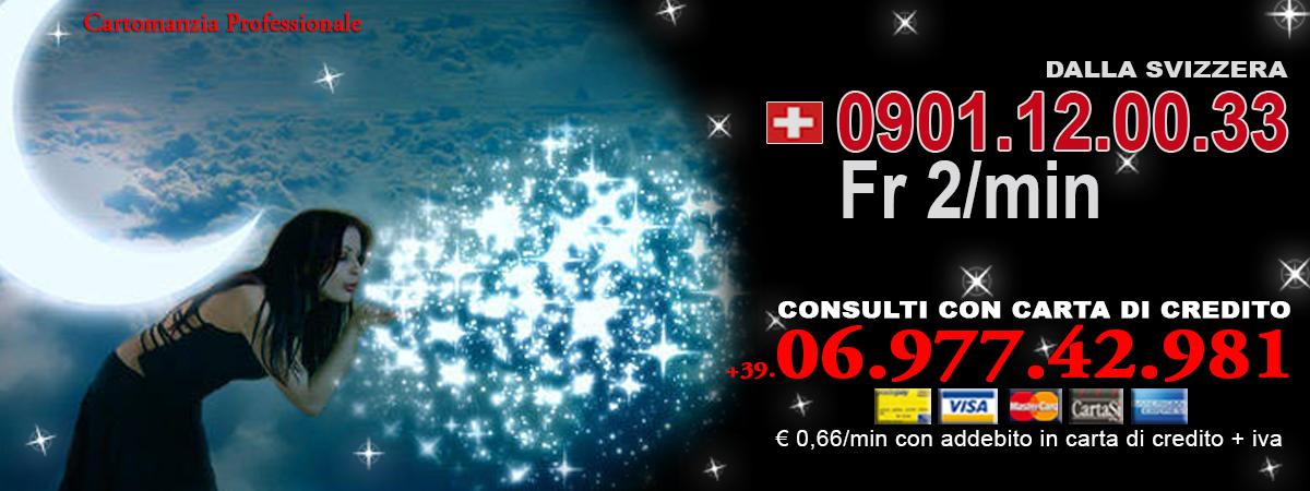 Cartomanzia per la Svizzera